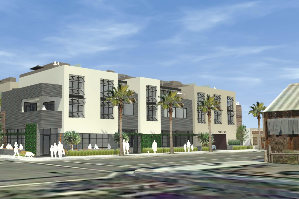 Santa Barbara Apartment Project Wins Support For Conversion