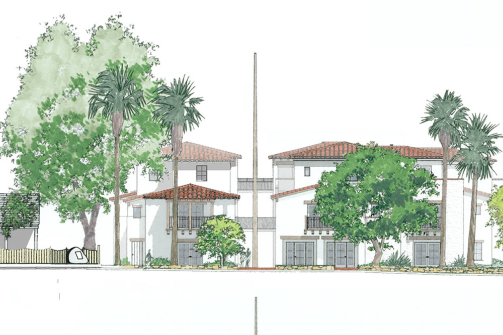 Landmarks Commission Again Backs 3 Story 23 Apartment Project In Downtown Santa Barbara Local