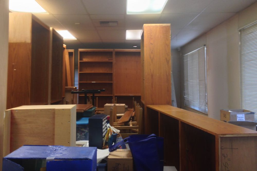 A new science alcove will be created by enlarging a storage room at the club, the first step toward a new, year-round STEM program.