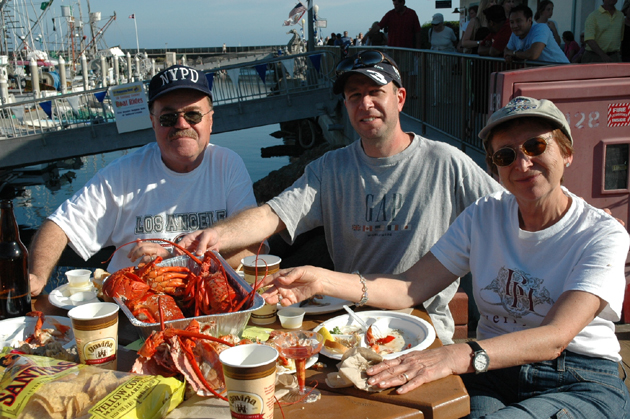 <p>Fishermen and seafood vendors will provide a bounty of lobster, crab and more at the Santa Barbara Harbor and Seafood Festival on Oct. 13.</p>