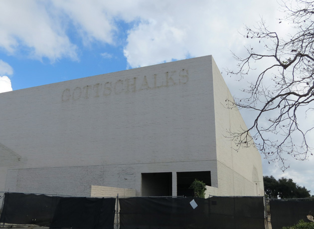 <p>The vacant former Gottschalks department store in the Santa Maria Town Center will be demolished to make room for a 14-screen Regal cinema.</p>