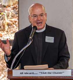 Rev. Mark Asman of Casa Esperanza, Women's Fund photo