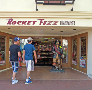 Rocket Fizz Soda And Candy Shop Opened At 1021 State St