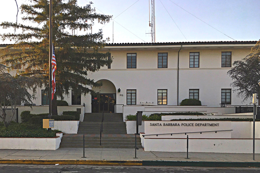 Santa Barbara's Measure C proposes increasing the sales tax rate to 8.75 percent. The City Council said funding would fund infrastructure projects including replacing the seismically-unsafe police station at 215 E. Figueroa St.