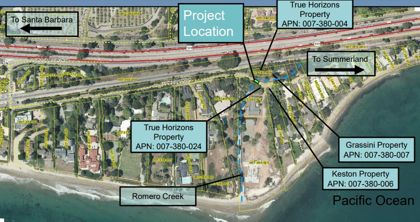 County Starts Eminent-Domain Process for Fernald Point Lane Bridge Project Easements