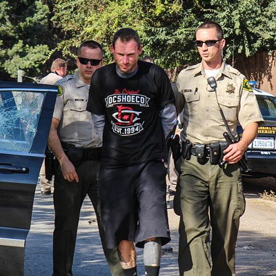 Shane Lydick 34 Of Thousand Oaks Was Charged With Felony