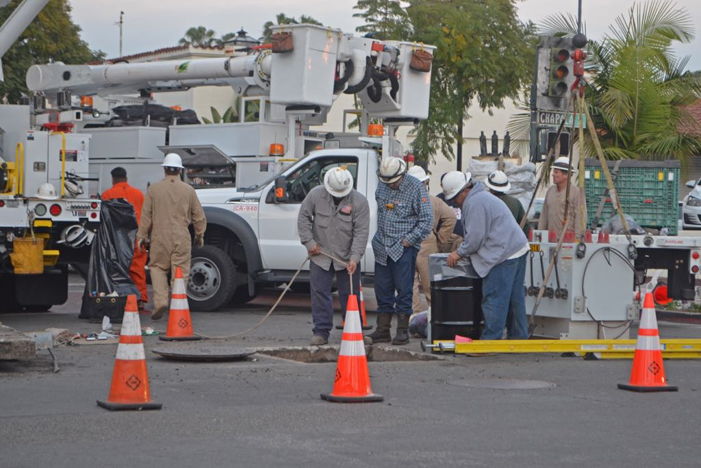 Facing Backlash Over Outages, Southern California Edison