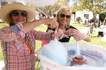 Fill up on treats, not tricks, at Sunday's Country Fair. (Crane Country Day School photo)