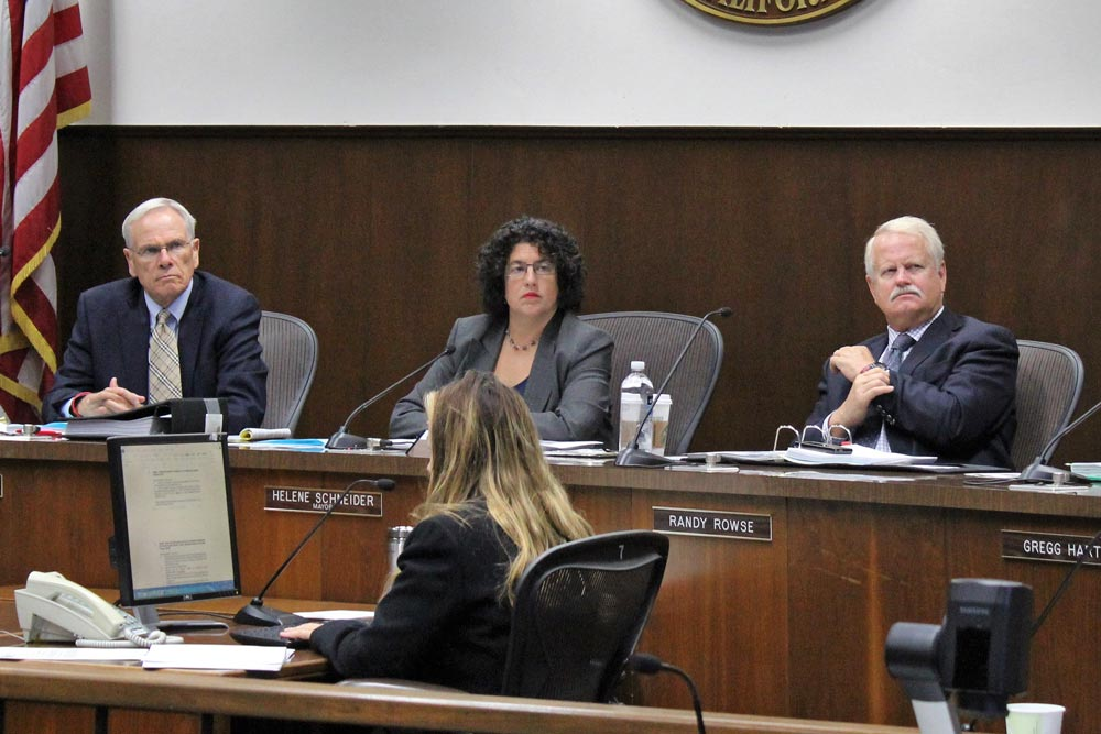 The Santa Barbara City Council discussed the need to put out more precise communication about the Average Unit-Size Density Incentive Program during a report Tuesday.