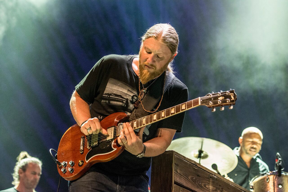 Guitar hero Derek Trucks and the rest of the Tedeschi Trucks Band will perform at the Arlington Theatre in Santa Barbara on Nov. 7.