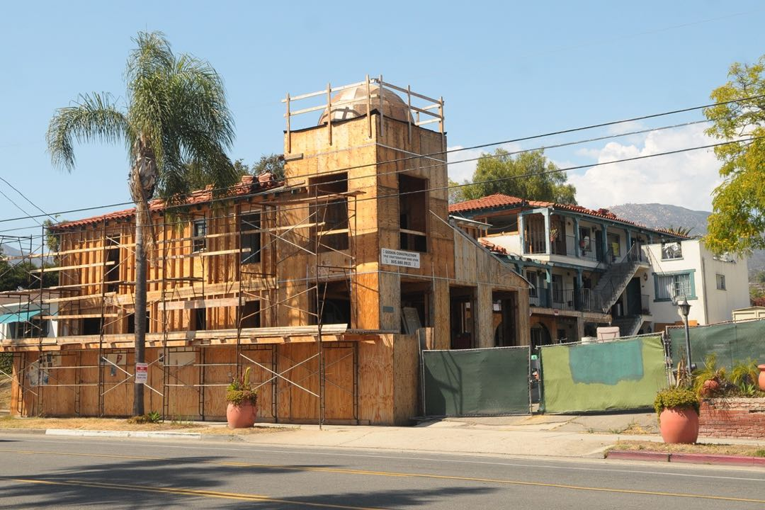 The City of Santa Barbara has given motel owner Dario Pini six months to complete construction work on his Fiesta Inn & Suites at 1816 State St.
