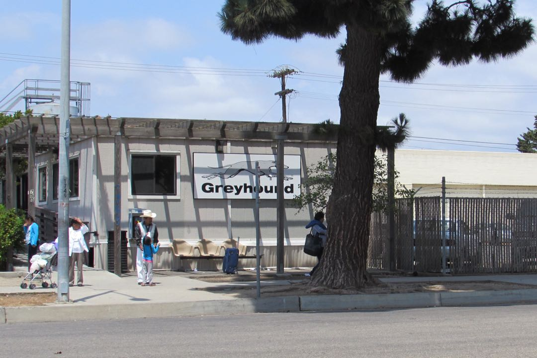 Santa Maria's current Greyhound bus station at 755 W. Cypress St. was only intended to be a temporary location but has stretched to 14 years and counting. City and Greyhound officials are exploring moving it to a permanent home at the Santa Maria Transit Center on Boone Street, nearer to Allan Hancock College, the Santa Maria Court Complex and the Santa Maria Town Center.