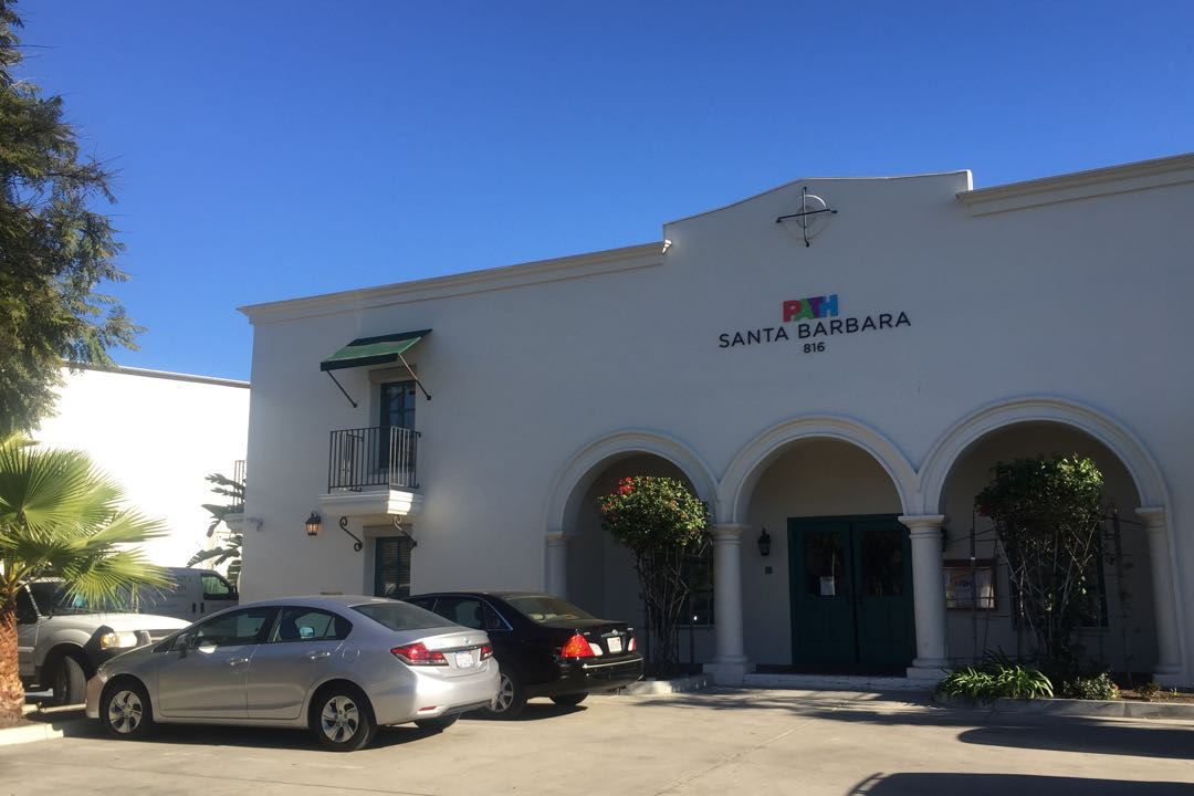 Casa Esperanza, the People Assisting the Homeless shelter at 816 Cacique St. in Santa Barbara, is allowed to double its bed capacity to 200 between Dec. 1 and March 31. Because of inclement weather in Sunday's forecast, the shelter has been cleared to expand now.