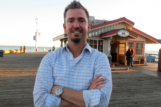 Santa Barbara Shellfish Company owner Adam White focuses his restaurants on seafood, with one Mexican accent. (Gina Potthoff / Noozhawk photo)