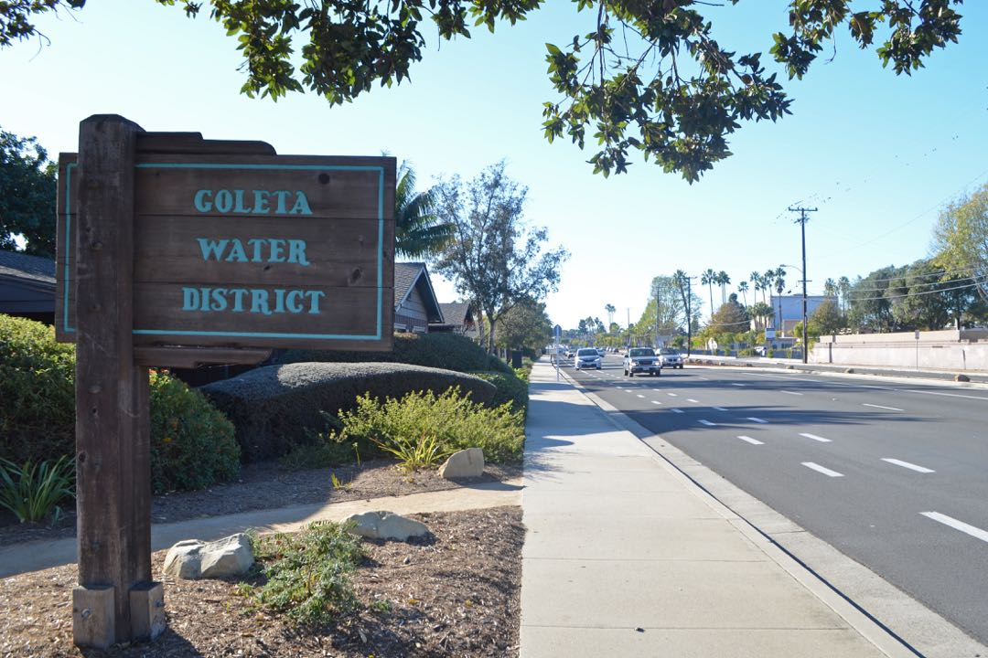 "The Goleta Water District is offering recycled water delivery for customers on the South Coast who aren't hooked up to the distribution pipelines. ""We're serious about it ...,"" says Ryan Drake, the district's water supply and conservation manager. ""Everybody across the state is realizing it's a potential new supply source."""