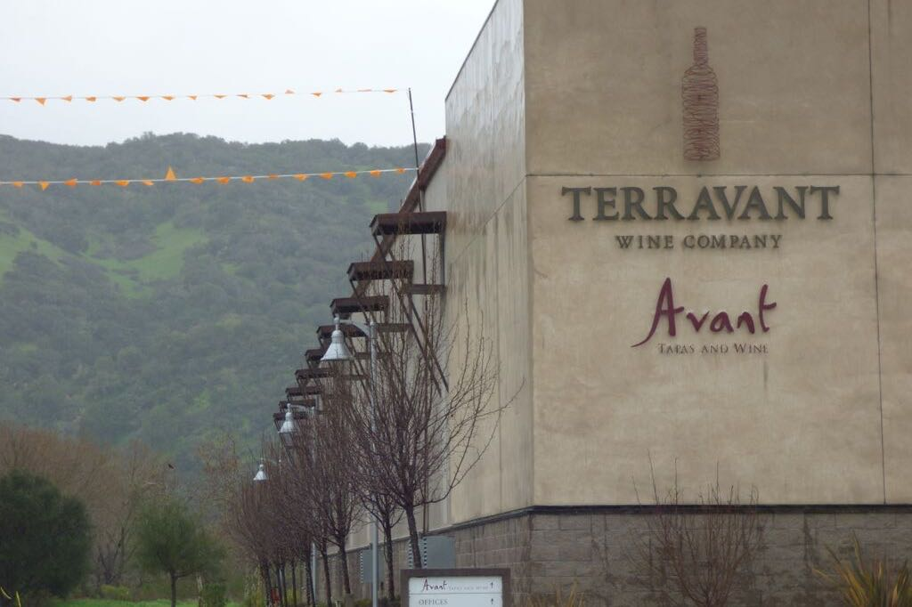 Terravant, at 35 Industrial Way in Buellton, is not your typical wine-tasting establishment.