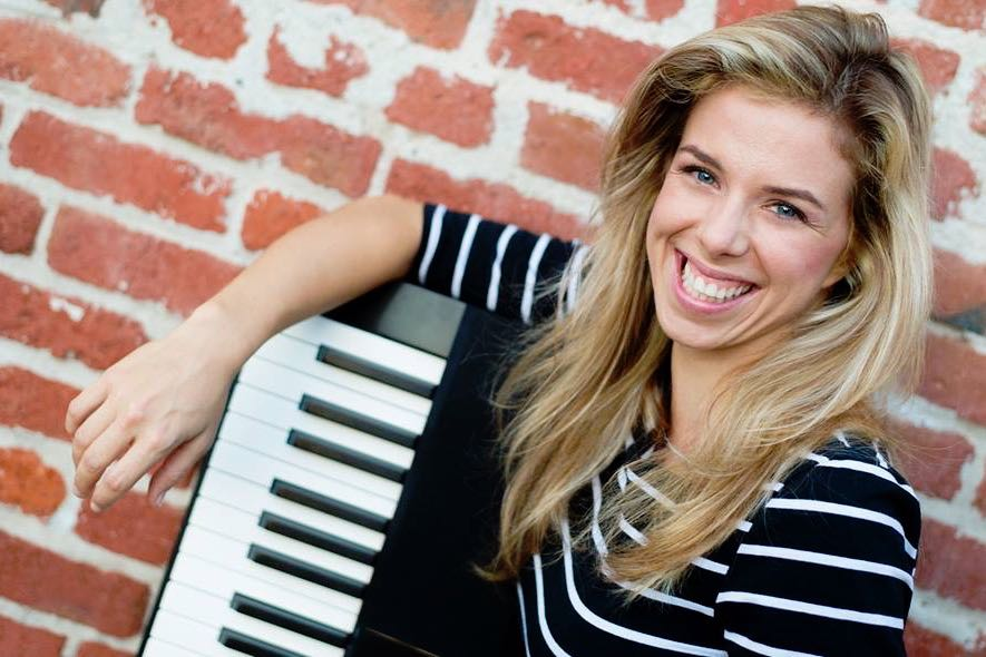Pianist Petra Peršolja will demonstrate that the piano is also a stringed instrument in Wednesday's Ensemble for Contemporary Music concert at UCSB.