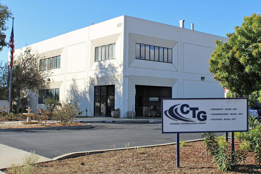 Channel Technologies Group, at 879 Ward Dr. in Goleta, has filed for bankruptcy, and expects to lay off all 215 employees in the coming months.