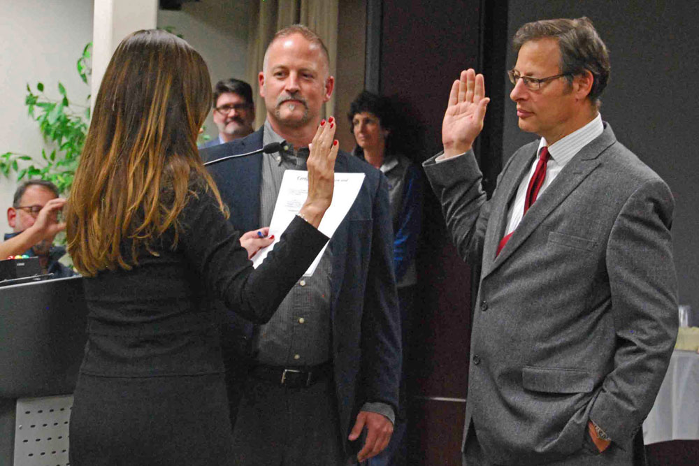 Councilwoman Paula Perotte Voted Goleta Mayor; Two New ...