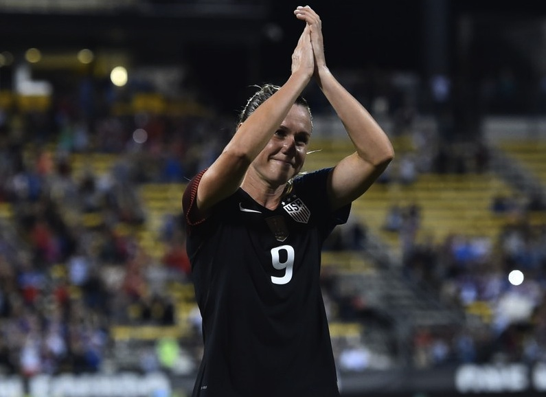 Heather O'Reilly, who played 15 years with the U.S. Women's National Soccer Team, will be spending time with the Santa Barbara Soccer Club on Friday.