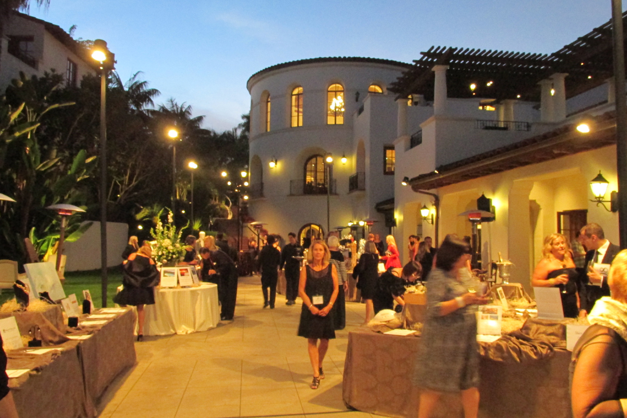 It was a dreamy evening at the Bacara for the Dream Foundation's 20th anniversary dinner.