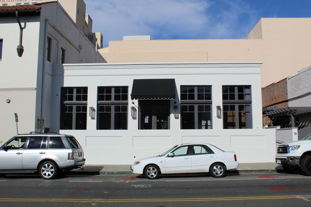Somerset, featuring 'progressive California cuisine with rustic French and Italian influences, will open Dec. 9 at 7 E. Anapamu St. in Santa Barbara.
