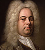 George Frideric Handel hit the jackpot with oratorios in England