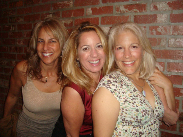 Lisa Darsonval, from left, Jackie Ruka and Jeannie Bertoli will lead a symposium titled Ignite Your Love Vortex: The New Path to Your New Relationship on Dec. 6. in the Ayni Gallery on State Street in Santa Barbara.