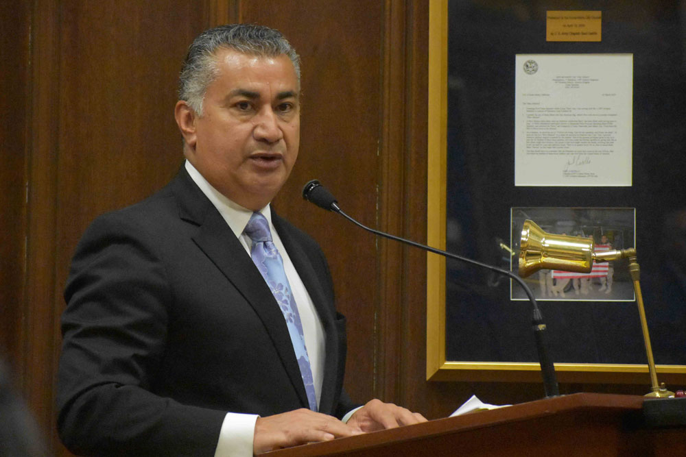 Santa maria council oks roadmap to quell youth violence local news ernesto olivares from the california cities violence prevention network served as a consultant to the mayors malvernweather Choice Image