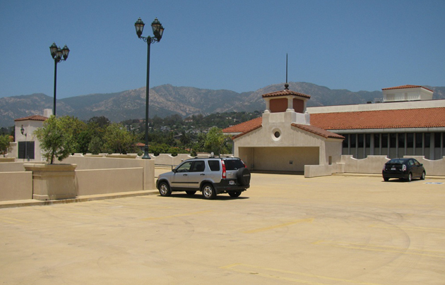 <p>The Granada Garage is one of the Santa Barbara parking structures and lots that the California Department of Finance wants the city to sell. With the dissolution of the Redevelopment Agency, there&#8217;s debate about whether parking structures are considered governmental assets and can be transferred to successor agencies instead of being sold.</p>