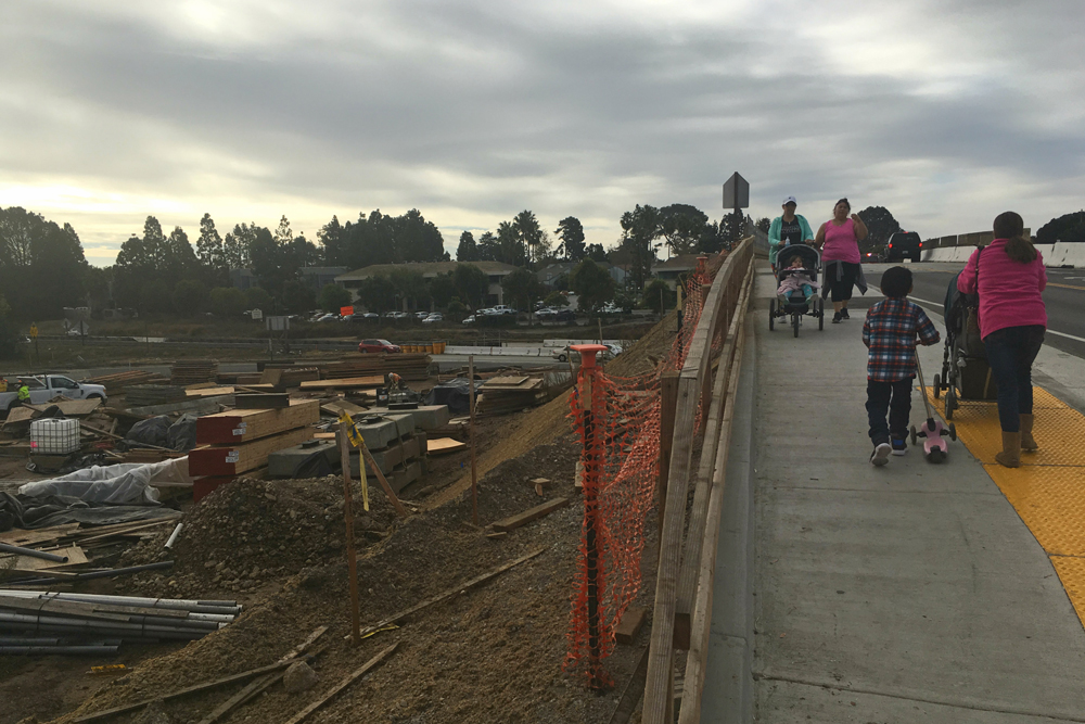 Carpinteria On-Ramp Opens to Public as Highway 101 Widening