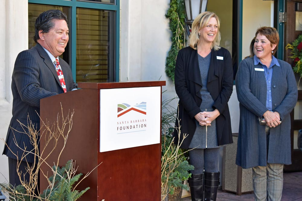 Santa Barbara Foundation Marks Commitment To North County With New