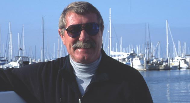 Capt. Fred Benko, a fixture at the Santa Barbara Waterfront and founder of Sea Landing and Condor Cruises, died early Thursday after a long struggle with an undisclosed illness. (Don Barthelmess file photo)
