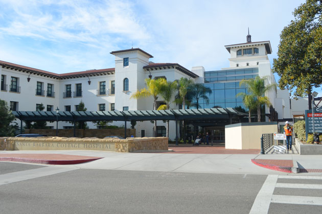 Santa Barbara Cottage Hospital kicked off a year of celebrations on Thursday to mark its 125th anniversary.