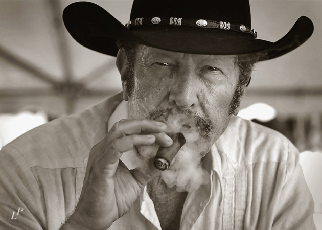 Humorist/musician/author/political aspirant Kinky Friedman is one of a kind. (Larry Pullen photo)