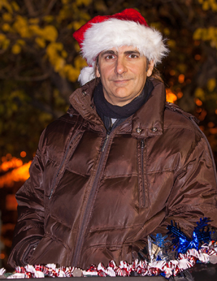 Actor Michael Imperioli served as grand marshal.