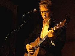 Teddy Thompson is both his parents' son and his own man.