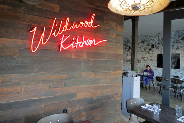 Wildwood Kitchen opened this week inside the Mill Project at the corner of Haley and Laguna streets in Santa Barbara.