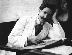 Composer Enrique Granados had more than a great mustache going for him.