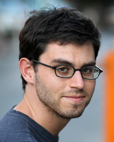 Joshua Foer (Emil Salman photo)