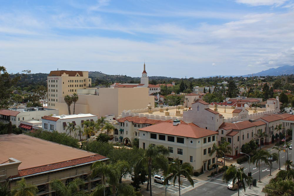 In many ways, Santa Barbara's economic development is guided by the city's history and cultural traditions.