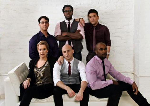 <p>Duwende, an award-winning a cappella band from New York, will perform Jan. 5 at the Granada Theatre.</p>