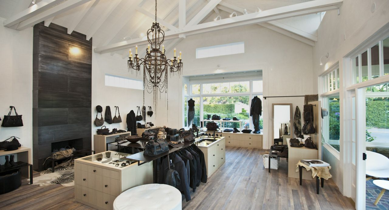 Rock N Roll Home Design Part - 24: Élu, An Upper Montecito Village Boutique Owned By Cristina And Paul  Nicoletti, Specializes In ...
