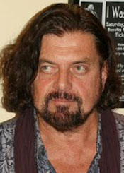 Alan Parsons, who worked with The Beatles as a young recording engineer before working with Pink Floyd and then hitting it big with The Alan Parsons Project, in the lobby of the Plaza Playhouse Theater in Carpinteria. (L. Paul Mann photo)