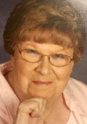 Marilyn Morgan is 5-foot-5, 200 pounds with short white hair — not brown as pictured. (Atterdag Village photo)