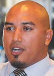 Raymond Morua has been charged with murder and is awaiting arraignment. (Lara Cooper / Noozhawk file photo)