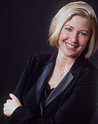 The radiant Jill Felber will be performing Carl Reinecke's 'Undine' Sonata in an early Valentine's Day concert.