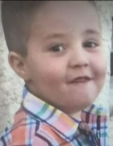 5-year-old Aramazd Andressian is 3-foot-5 and weighs 55 pounds. (Andressian family photo)