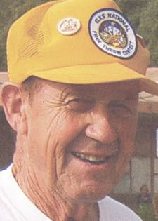 A lifelone athlete, LeRoy Jeffers was a star softball player, coach and horseshoes champion.