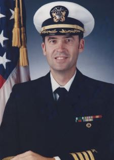Richard Alan Morrisset was a retired captain in the Naval Reserve and a former CPA. (Morrisset family photo)